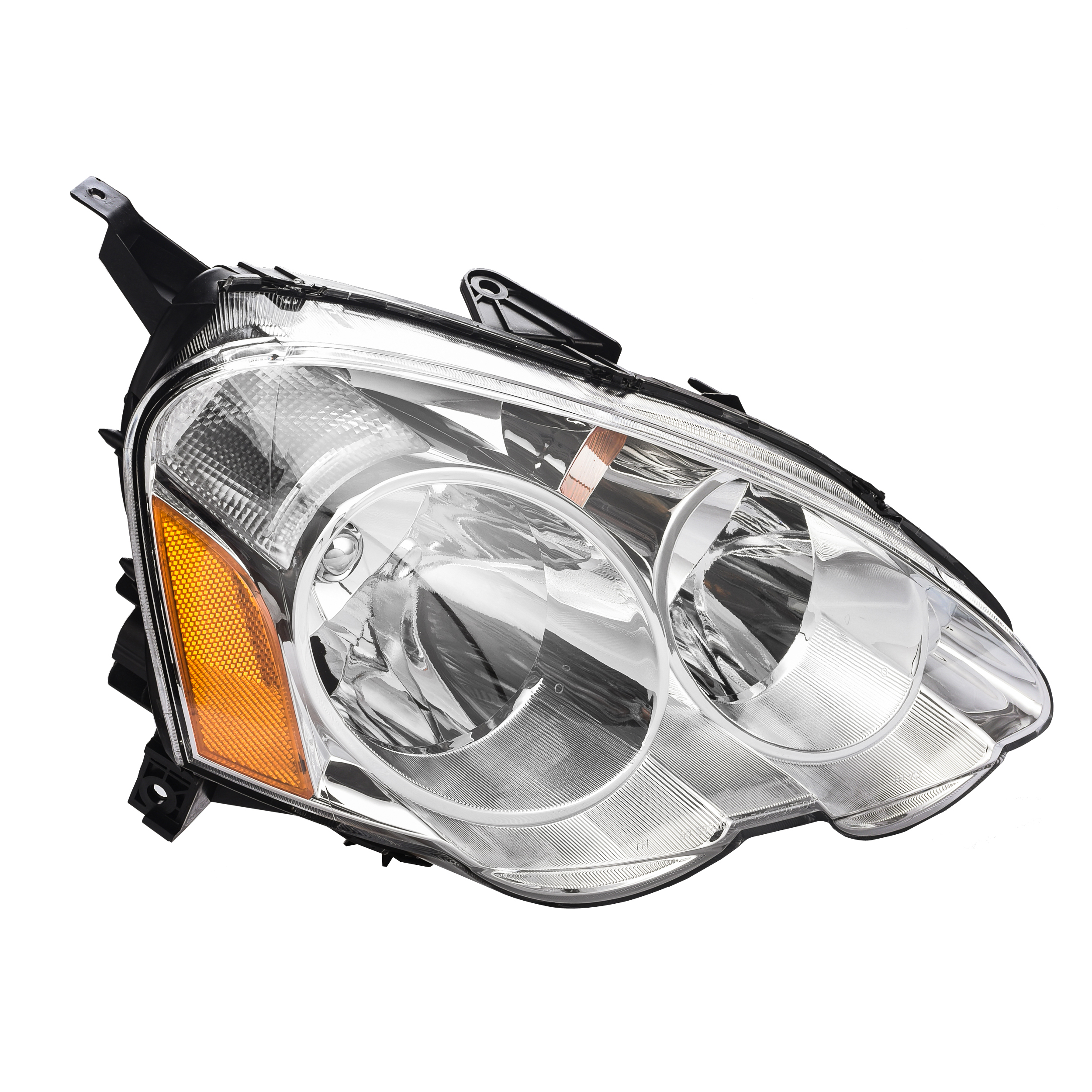 Passenger Side Headlamp Lens/Housing